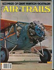 Air Trails Magazine Winter 1978 Aviation Nostalgia EX No ML 051617nonjhe