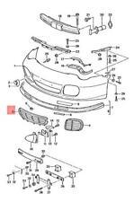 Genuine PORSCHE 911 Gt2 Turbo 996 Air Inlet Satin black 9965055610001C