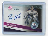 2019-20 SP Authentic Bill Ranford Sign of the Times 80s Auto