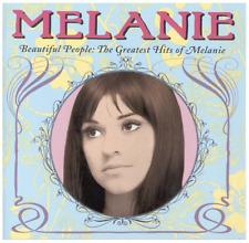 Melanie - Beautiful People: Greatest Hits (CD) • NEW • Best of, Safka