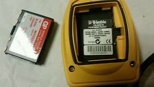 Trimble Pathfinder Pocket GPS Receiver 43800-00 With Charger
