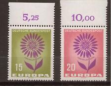 1964 Mazzi MER. 445-446 or rwz ** Post freschi Europa