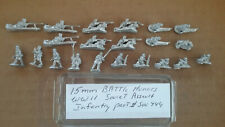 15mm battle Honors WWII Soviet Assault Infantry