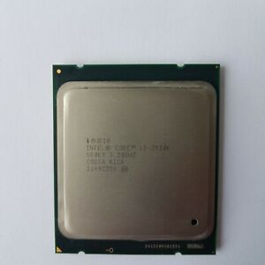 Intel® Core™ i7-3930K Processor (12M Cache, 3.2 Ghz) Sandy Bridge E, *CPU Only*