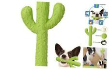 Dog Chew Toys, Durable Rubber Dog Toys for Aggressive Chewers Tough Cactus