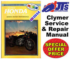 CLYMER MANUAL HONDA CB450 CL450 CB500T TWINS (1965-1977) M333