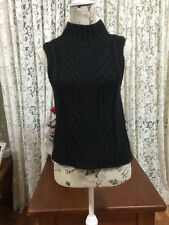 Supre Acrylic Size L Black Vest
