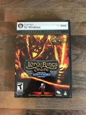 """Lord of the Rings Online: Mines of Moria (PC DVD 2008) """"The Complete Edition""""NEW"""
