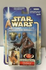 CHEWBACCA & C-3PO Cloud City Capture #38 Star Wars Return Jedi 84890 2002 NEW