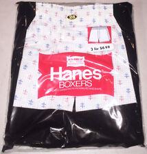 Nos 1960's- 1970's Mens Hanes Boxer Shorts Underwear