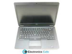 """Dell Latitude E7440 14"""" Laptop 1.90 GHz i5-4300U 4GB RAM (Grade C)"""