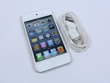 Apple iPod Touch 64GB 4th Gen Generation White MP3 WARRANTY (with issues)