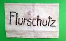 "alte Armbinde "" Flurschutz "" Bautzen 1945 -1949 Besatzung, sehr selten"