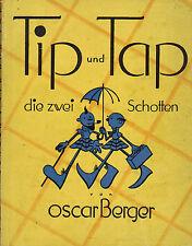 Oscar Berger, Tip + Tap die zwei Schotten, Schottland, Geiz Schotten-Witze, 1933