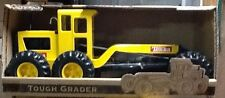 TONKA VINTAGE STEEL GRADER  NEW IN BOX FREE SHIPPING