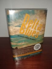 Delta Blues Mystery Anthology Signed by 10 Contributors Hardcover