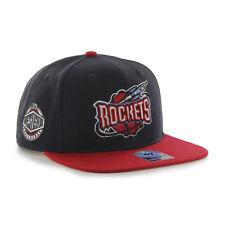 Houston Rockets - '47 Brand NBA Snapback Hat Cap Sure Shot Hardwood Classics HWC