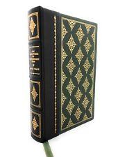 Mark Twain THE ADVENTURES OF HUCKLEBERRY FINN Franklin Library 1st Edition