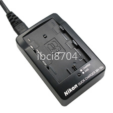 Genuine Original Nikon MH-18a Charger for EN-EL3e D80 D90 D700 D50 D200 D300 D70