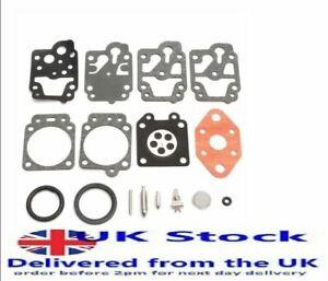 Rotfuchs BC52cc Brosse Cutter Walbro Carburateur Réparation Service Kit