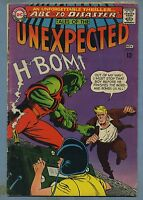 Tales of the Unexpected #103 1967 DC Comics m