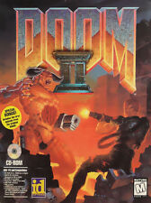 Doom II / 2 (PC, 1994) Win95 CD-Rom Disc Only *No Scratches*