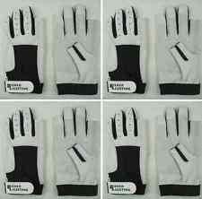 4x Rindsleder Arbeitshandschuhe Gr. L (9) Drummer Gloves Montage Handschuhe