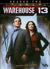 WAREHOUSE 13 SEASON 2 New Sealed 3 DVD Set SyFy