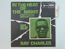 RAY CHARLES In the heat of the Night BO Film FSS 561