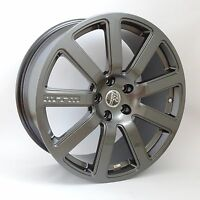 MTM Bimoto Felge 8,5x19 5x112 ET35 Titangrau Rad Alufelge Audi VW Seat Skoda