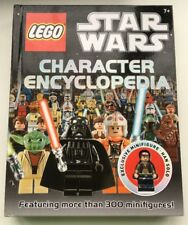 Lego Star Wars Character Encyclopaedia Inc Han Solo Minifigure Exclusive