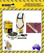 Beaver Tradies Roof Safety Kit + Roofers Anchor B-Safe Roofing BK061215TRAD