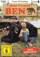 MEIN FREUND BEN (STAFFEL 1) - MEIN FREUND BEN  7 DVD NEU