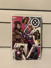 POWERS OF X #5 CHARACTER GAMBIT DECADES VARIANT MARVEL COMICS