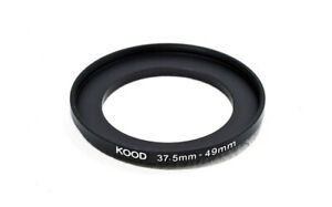Stepping Ring 37.5-49mm 37.5mm to 49mm Step Up ring stepping Rings 37.5mm-49mm