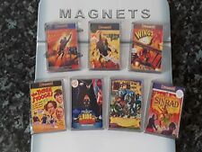 Cinemaware Fridge Magnet Collection. Amiga