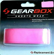 GEARBOX Wrap Grip  -  Pink - Ultra Tacky material