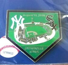 2020 NY New York Yankees Chicago White Sox Dyersville Iowa, Field of Dreams Game