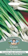 Mr Fothergills - Vegetable - Spring Onion Guardsman - 350 Seeds