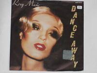 "ROXY MUSIC -Dance Away- 7"" 45 Polydor"