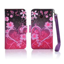 For ZTE N818S  PU Leather Hybrid Wallet Pouch Pocket Purse Screen Flip Case