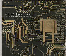 END OF LEVEL BOSS - inside the difference engine CD
