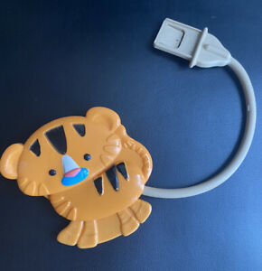 Fisher Price Rainforest High Chair Tiger Rattle Activity Toy Replacement Part