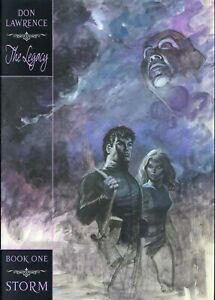 Don Lawrence: The Legacy. First Edition