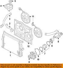 PORSCHE OEM 10-16 Panamera-Engine Water Pump 94810603301