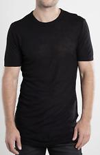 DIESEL BLACK GOLD T-Shirt M Schwarz jeans hemd denim wolle shirt tshirt design