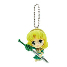 Magic Knights Rayearth Fuu 3D Mascot Key Chain Anime Manga Licensed MINT