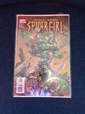 Marvel Comics Spider-Girl # 86 Jun 2005 Skrull Wars & Hulk & Nova