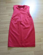 Sexy Abendkleid, Bandeau, JAKE'S, Gr. 36, rot, figurbetont, wadenlang, Schleife
