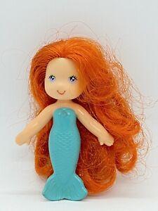 Vintage Sea Wees Kenner Coral 1979 Doll Mermaid Red Hair